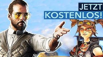 Diese Spiele gibt es gerade KOSTENLOS - Und ein paar coole Demos gleich noch dazu!