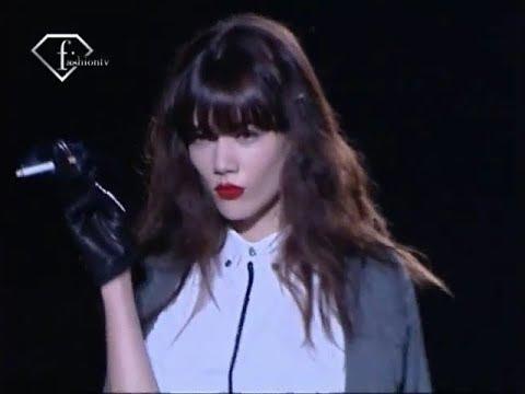 FashionTV | First Look Milan F/W 08-09 DSQUARED2 - Cavalli