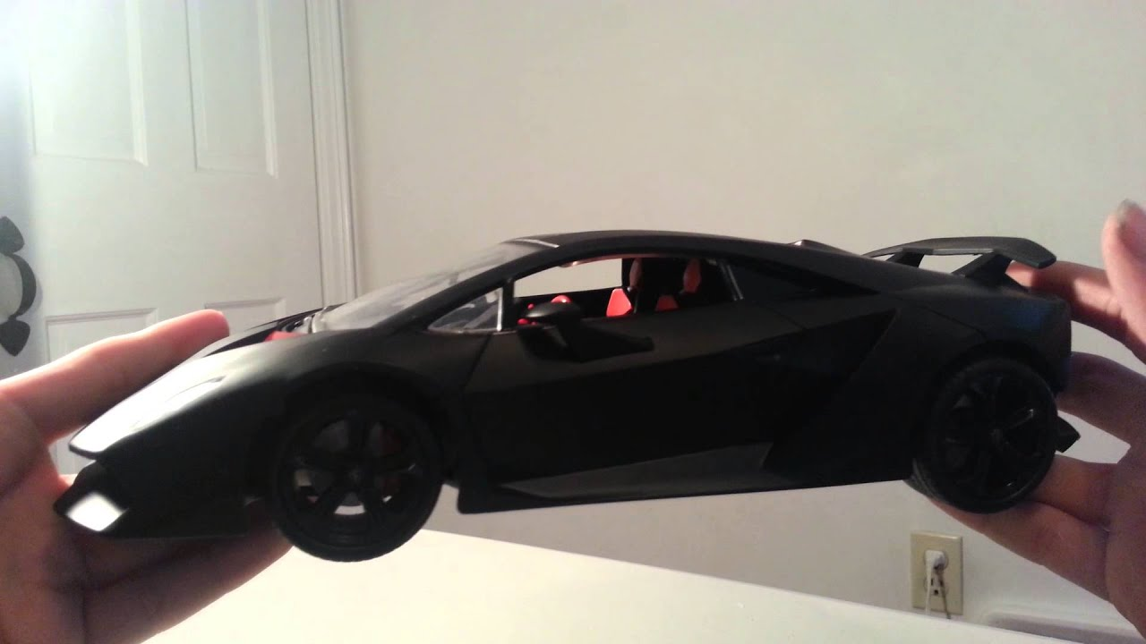 Tpx Reviews Radioshack R C Lamborghini Sesto Elemento Youtube