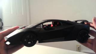 TPX Reviews - RadioShack R/C: Lamborghini: Sesto Elemento