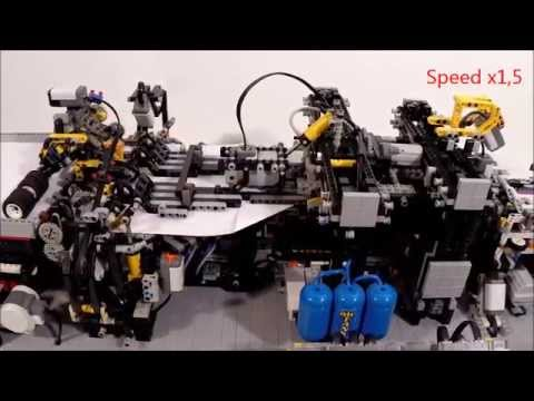On Longing Piano Cover By Lego Mindstorms Ev3 Doovi