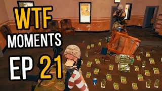 PUBG: WTF Moments Ep. 21