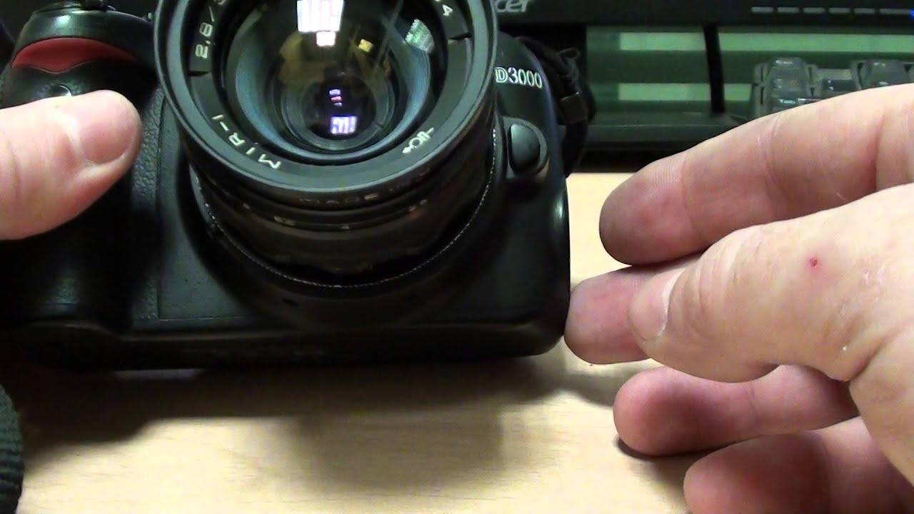 страшного, как сфокусировать фотоаппарат на бесконечность луцьку