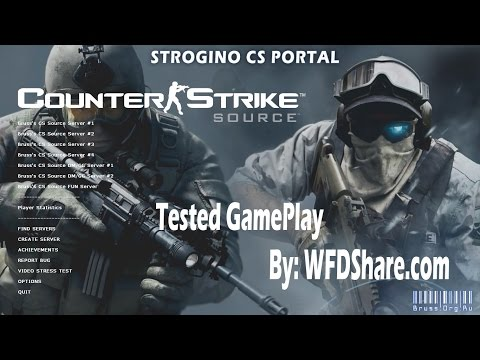 Counter Strike: Source Offline LAN GamePlay