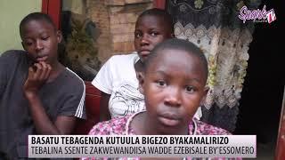 Basatu tebagenda kutuula bigezo byakamalirizo, tebalina ssente zakwewandiisa