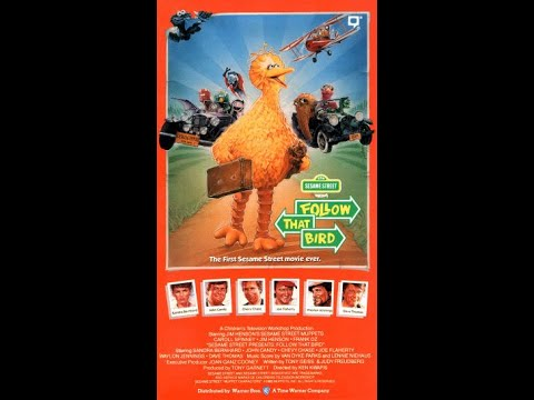 Opening To Sesame Street Presentsfollow That Bird 1986 Vhs Youtube