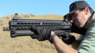 Repeat youtube video UTAS UTS-15 Tactical Shotgun (Review / Shooting)
