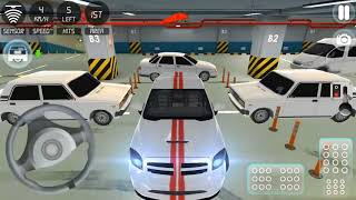 5th Wheel Magic Car Parking | Hard Parking | Android/ios Gameplay 2018