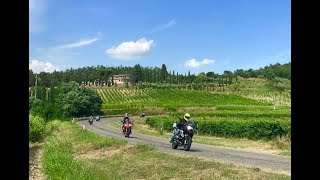 Riding Tuscany and Umbria with Hear the Road Motorcycle Tours Italy