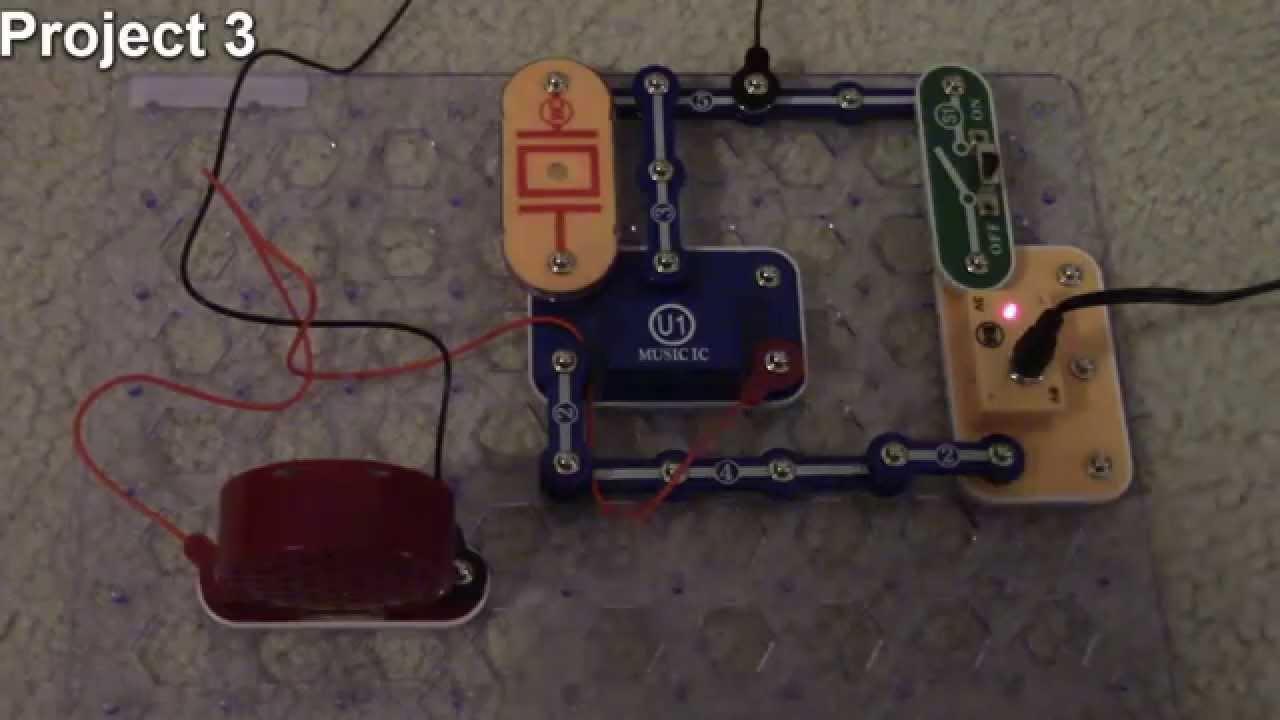 Elenco Snap Circuits Lights Walmartcom