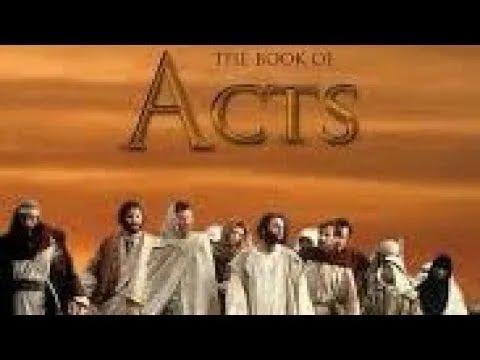 Tanzanian Swahili full movie hd: Acts- Matendo Ya Mitume thumbnail