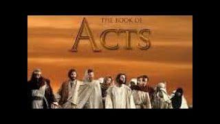 Tanzanian Swahili full movie hd: Acts- Matendo Ya Mitume