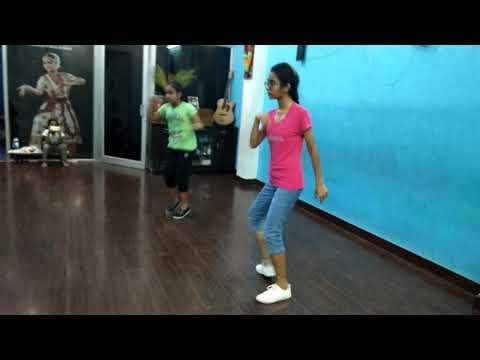 Sunakhi  Kaur B dance practice