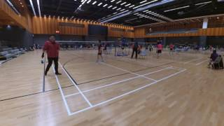 六羽 聯賽2017 女E 對Dream League 第二場