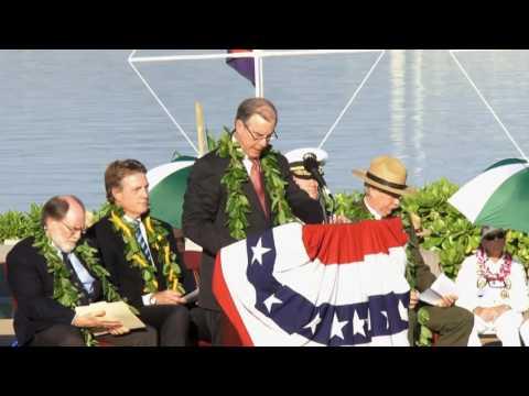December 7 2010 Admiral Thomas B Fargo Ret