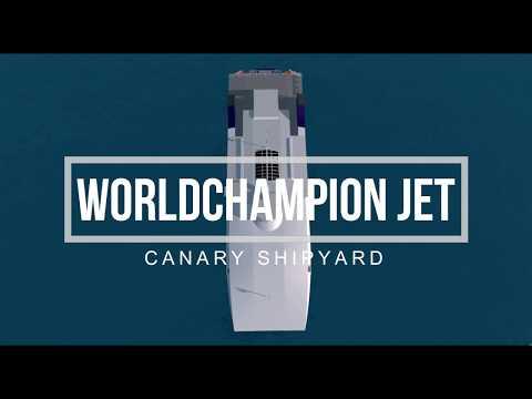 WORLDCHAMPION JET/ VEHICLE SIMULATOR