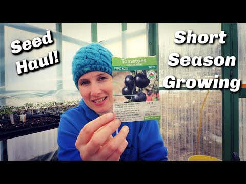 What I'm Planting for 2020 | Best Seeds for New Gardeners | Short Season