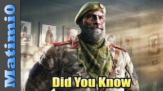 Did You Know - Rainbow Six Siege - Episode 15