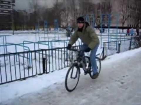 Велосипед bmx agang wolf l