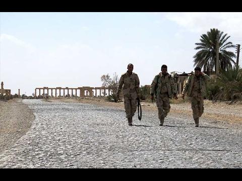 منشورات تحذر -قوات الاسد وميليشيات إيران- من الإقتراب من البادية السورية  - نشر قبل 3 ساعة