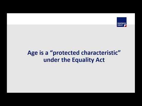 DG Employment Law Newsletter 1018 Age Discrimination