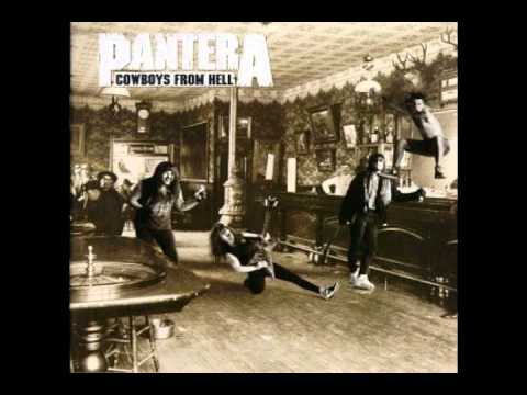Pantera - [1990] Cowboys From Hell [Full Album]