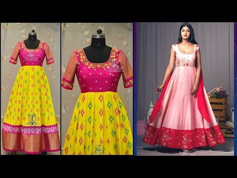 Indian Dress And Skirt Designs 2019