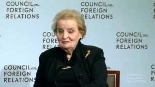 HBO History Makers Series with Madeleine K. Albright