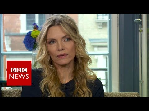 Michelle Pfeiffer On Harvey Weinstein - BBC News