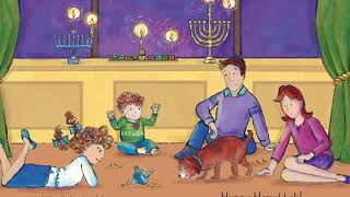 Kayla and Kugel's Happy Hanukkah Book Trailer