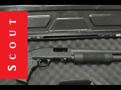 Mossberg 500 Tactical Shotgun Review - Scout Tactical