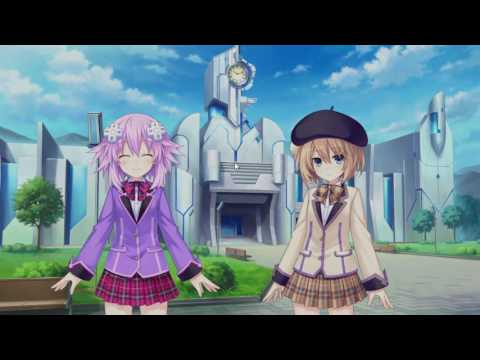 MegaTagmension Blanc + Neptunia VS Zombies Part 7 |