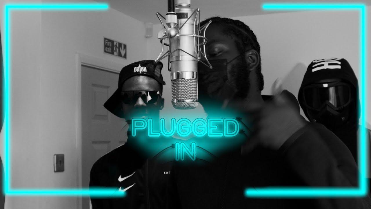 Download #410 Skengdo X AM X Lil Rass - Plugged In W/ Fumez The Engineer | Pressplay