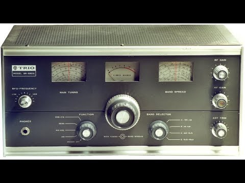 #085 Trio 9R59DS Communications Receiver Repair Part 2