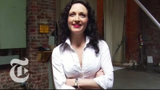 Conversations: Bebe Neuwirth Outtakes | The New York Times