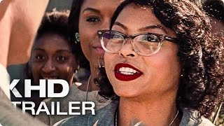 HIDDEN FIGURES Trailer German Deutsch (2017)