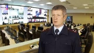 Сотрудники Московского уголовного розыска задержали четверых подозреваемых в уличном грабеже