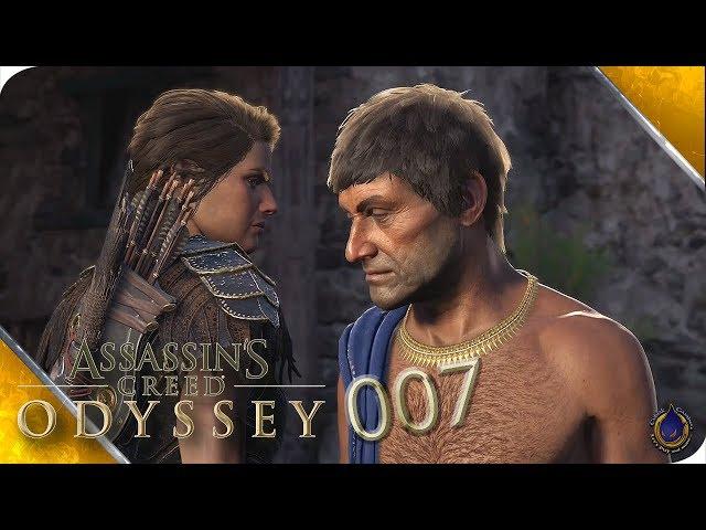 ASSASSIN'S CREED ODYSSEY ⚔️ [007] Elpenor der Kriegstreiber