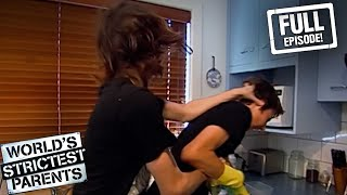 George and Henry Fix Their Broken Relationship | Full Episode | World's Strictest Parents Australia
