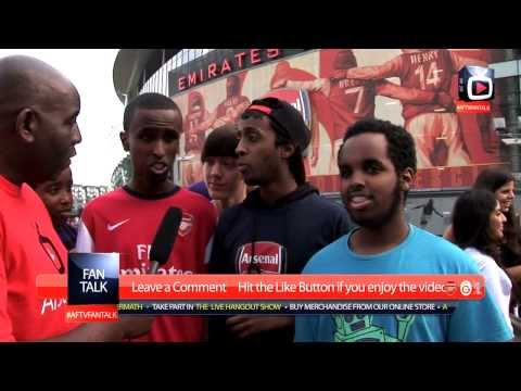 Arsenal FanTalk 11 - Arsenal Emirates Cup - ArsenalFanTV.com