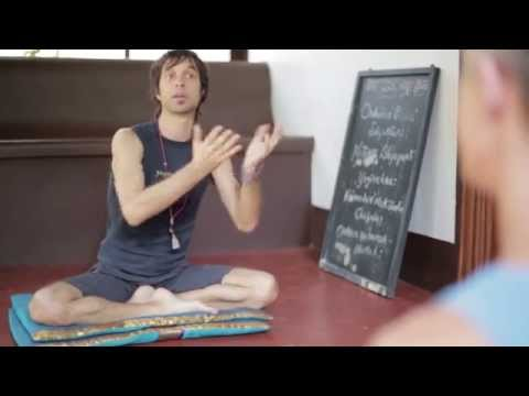 An interview with Michael Gannon on Ashtanga, Vinyasa and Techniques