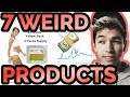 7 Weird Products You Can Start Selling TOMORROW for PROFIT (Shopify Drop Shipping)