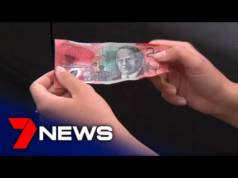Counterfeit Cash Warnings Following The Launch Of The New $20 Banknote | 7NEWS
