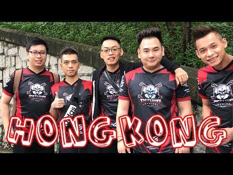 Ngày đầu tới Hongkong của Refund Gaming.
