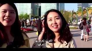 ماذا تعرف عن الجزائر و المغرب ؟ شاهد ردود الكوريين