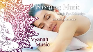 8 Hour Deep Sleep Music, Delta Waves, Deep Sleep Meditation, Inner Peace, Relaxing Music.