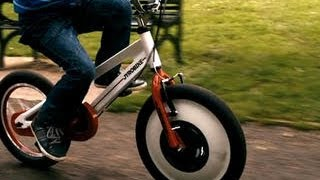 Crave - Ditch the training wheels with the auto-balancing Jyrobike, Ep. 162