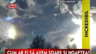 2 sorii pe cer,aceasta stea va aduce sfarsitul lumii