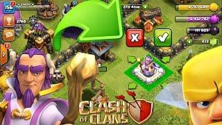 BÜYÜK KORUYUCU (gardiyan) DİKTİK | Clash Of Clans