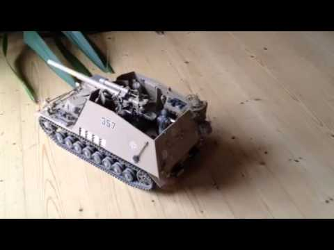 topowe marki najnowszy projekt nowy przyjeżdża Hummel 1:16, Tamiya Full Option - YouTube